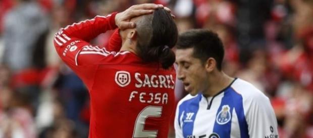 Fejsa vai falhar o grande jogo da Liga portuguesa