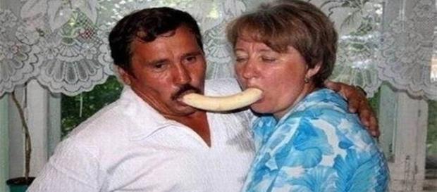 Fotografias mais esquisitas registradas em família