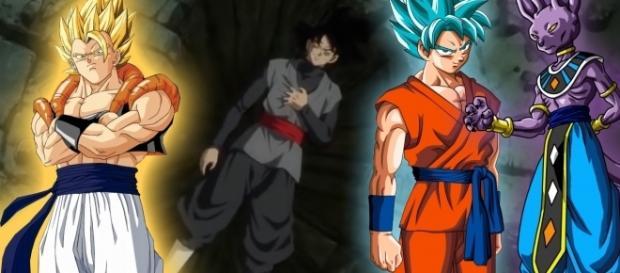 Gogeta a terrassé Goku Black alors que Goku et Beerus vont s'affronter à nouveau !