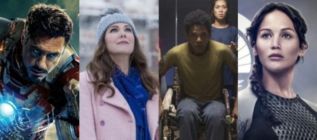 Grandes produções chegam à Netflix em novembro.