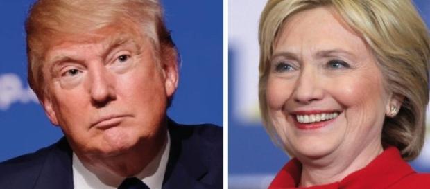 Hillary Clinton vs Donald Trump. Elecciones 2016 Estados Unidos