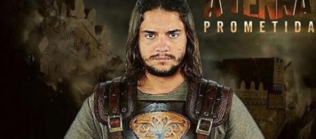 Iru é filho de Calebe, melhor de Josué em 'A Terra Prometida'