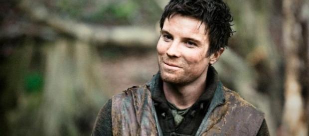 "Joe Dempsie como Gendry ""Baratheon"" Waters"