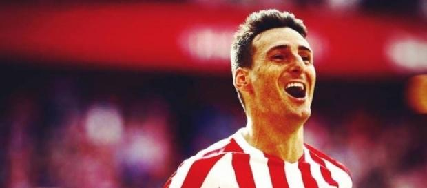 Leyenda viva del Athletic, vivió una noche mágica con sus cinco goles