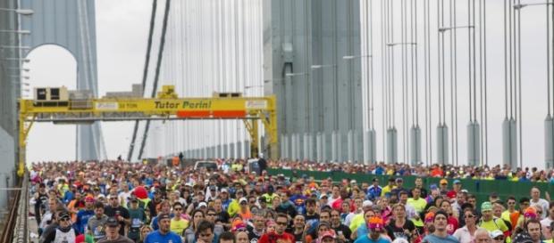 Maratona di New York 2015 atleti