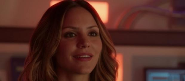 Paige (Katharine McPhee) in 'Scorpion'/Photo via screencap, 'Scorpion'