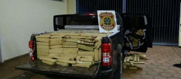 PF desarticula quadrilha de tráfico internacional de drogas