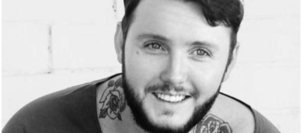 The X Factor winner: James Arthur
