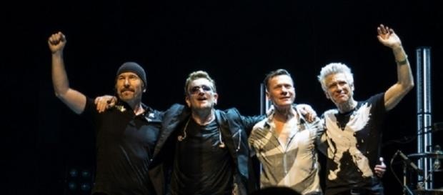U2 were among the winners at the annual Q Awards
