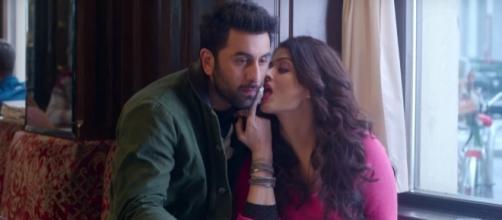 Aishwarya Rai x Ranbir Kapoor in Ae Dil Hai ... - jugnistyle.com