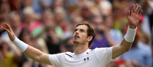 Andy Murray storms into Wimbledon final with straight sets victory ... - telegraph.co.uk