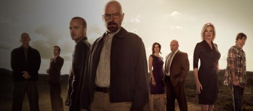 Could 'Breaking Bad' be the reason for 'The Walking Dead' after all? [Image via AMC]