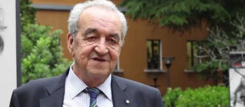 Il giornalista Bruno Pizzul (Foto: ilnapolionline.com)