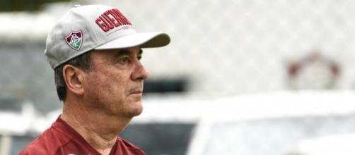 Levir Culpi, ex-técnico do Fluminense