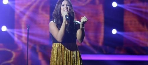 Lorena Gomez lo bordó con su actuación en Tu Cara Me Suena
