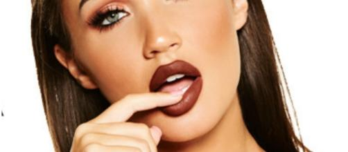 Megan McKenna debuting lip kit range