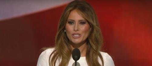 Melania Trump, moglie del candidato repubblicano
