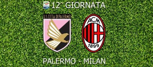 Palermo - Milan in DIRETTA/LIVE: probabili schieramenti, highlights, quote bookmakers, pronostico, dove vederla in streaming e tv