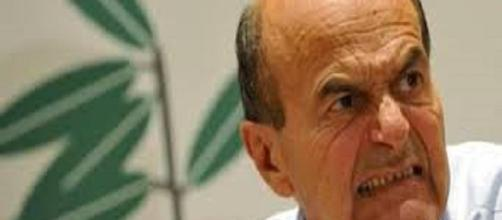 Pierluigi Bersani, parlamentare della minoranza dem del PD