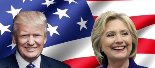 Trump vs Clinton elezioni sul filo di lana
