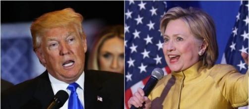 Trump y Clinton, candidatos ganadores pero impopulares - Diario La ... - laprensa.hn