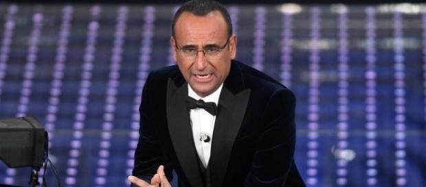 Carlo Conti direttore artistico del Festival di Sanremo 2017