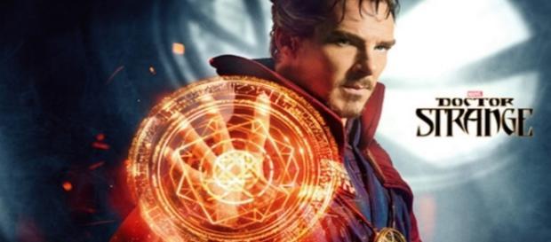 Doctor Strange movie poster image via flickr.com