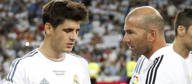 Morata: I don't have to prove anything to Zidane | MARCA English - marca.com