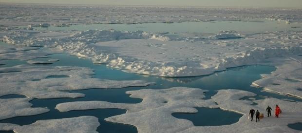 Ruídos estranhos são ouvidos na região ártica do Canadá