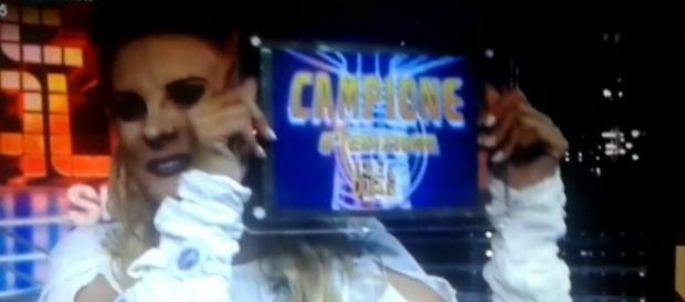 Silvia Mezzanotte ha vinto la sesta edizione del Tale e Quale Show