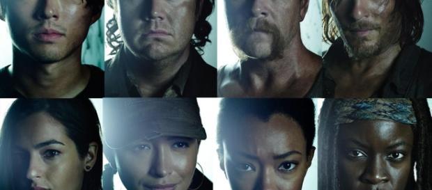 """""""The Walking Dead"""" cada lunes a las 22:10 en Fox"""