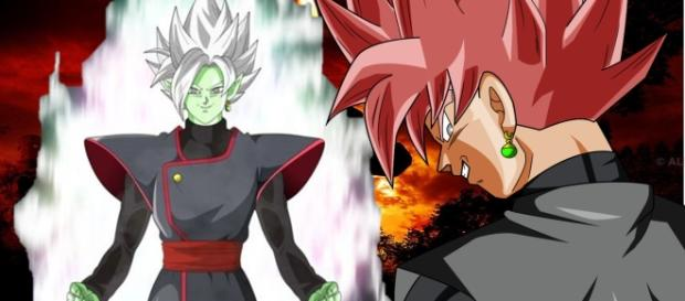 Zamasu fusionado es incomparable