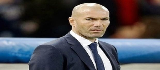 Zinedine Zidane, do Real Madrid é o favorito