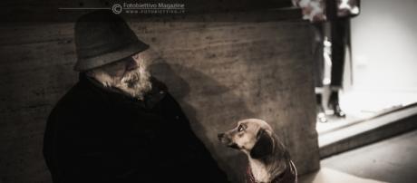 Clochard, storie di abbandono e morte - fotobiettivo.it