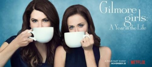 Gilmore Girls Netflix Series Posters | POPSUGAR Entertainment - popsugar.com