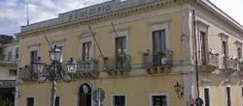 Il Palazzo comunale di Solarino