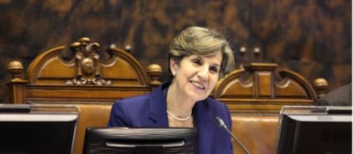 La senatrice Isabel Allende Bussi non correrà per le presidenziali del Cile in programma l'anno prossimo