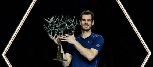 Murray after winning the title in Paris (https://twitter.com/BritishTennis/status/795312267579584512)