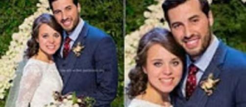 Source: Youtube channel I Know Gossip: Jeremy Vuolo Jinger Duggar Wedding Dress