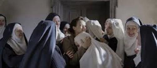 Una scena tratta del film Agnus Dei