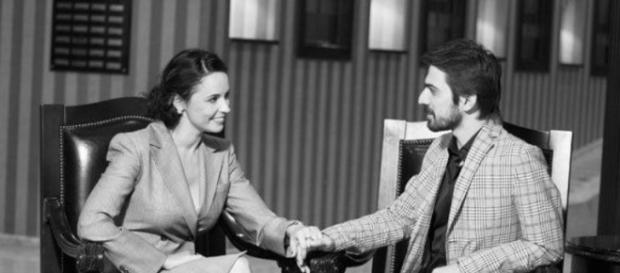 Andreea Marin și Tunkay în perioada bună a căsătoriei