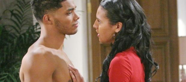 B&B Recap: Sasha wants to be Zende's friend with benefits | B&B ... - sheknows.com