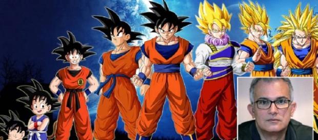 Gavira es la voz de Goku en España