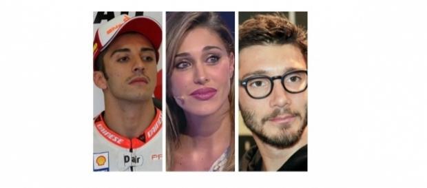 Gossip: Andrea Iannone e Belen Rodriguez 'divisi' da Stefano De Martino?