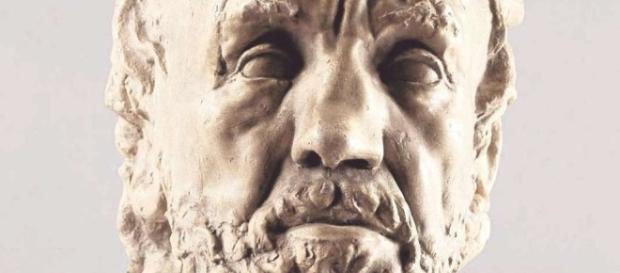 Head by Auguste Rodin wa.de Creative Commons