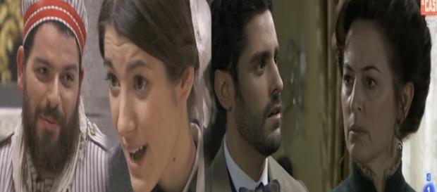 Il Segreto, anticipazioni novembre: Casilda conosce il suo futuro marito, Victor contro Lourdes