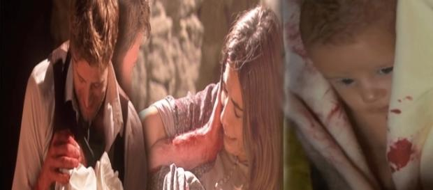 Il Segreto anticipazioni puntata 1206: il parto di Mariana