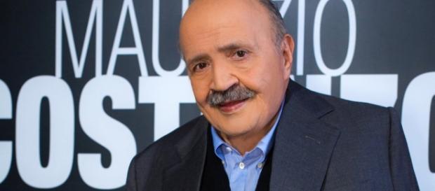 Maurizio Costanzo Show replica 6 novembre