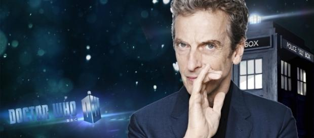 Peter Capaldi Doctor Who stagione 10