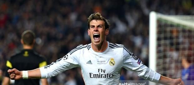 Gareth Bale, atacante do Real Madrid